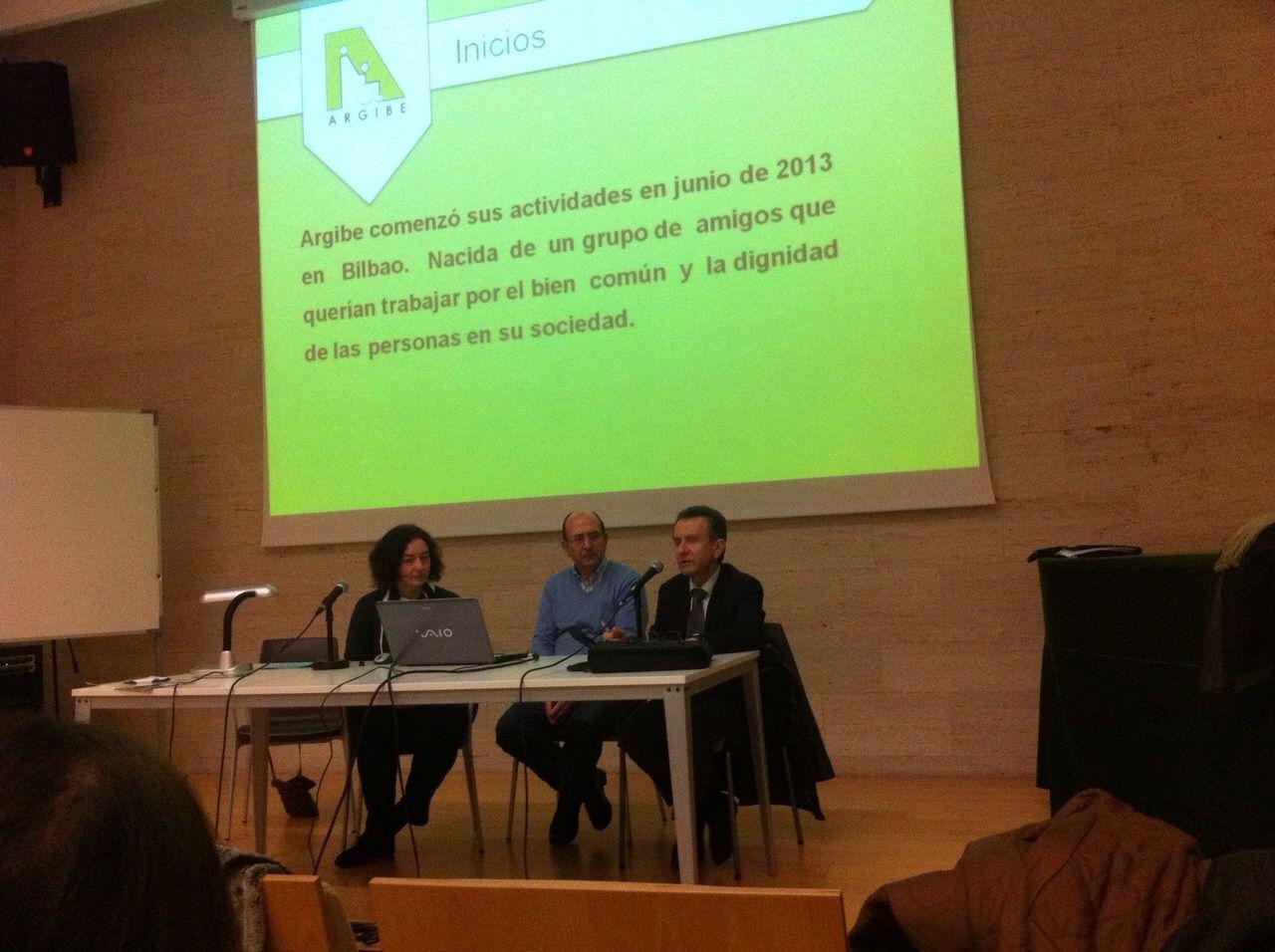 presentacion de Argibe